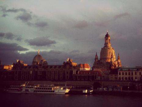 Dresden-Kulisse