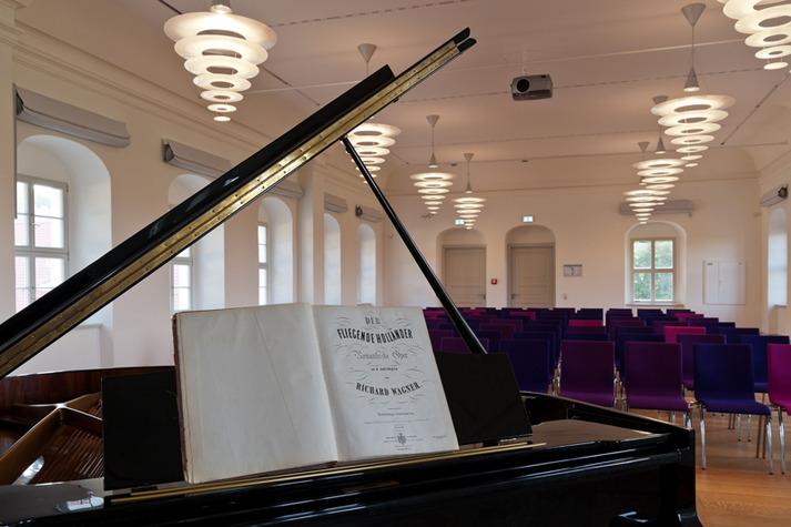 Konzertsaal im Schloss