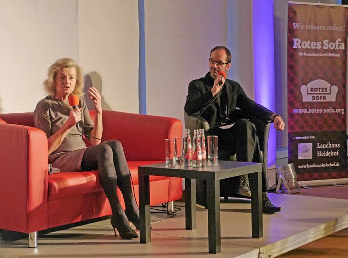 Christine Mielitz im Gespräch 2.2.2014