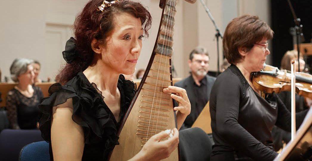 Konzert des MDR Sinfonieorchester unter Dirigent Kristjan Järvi.