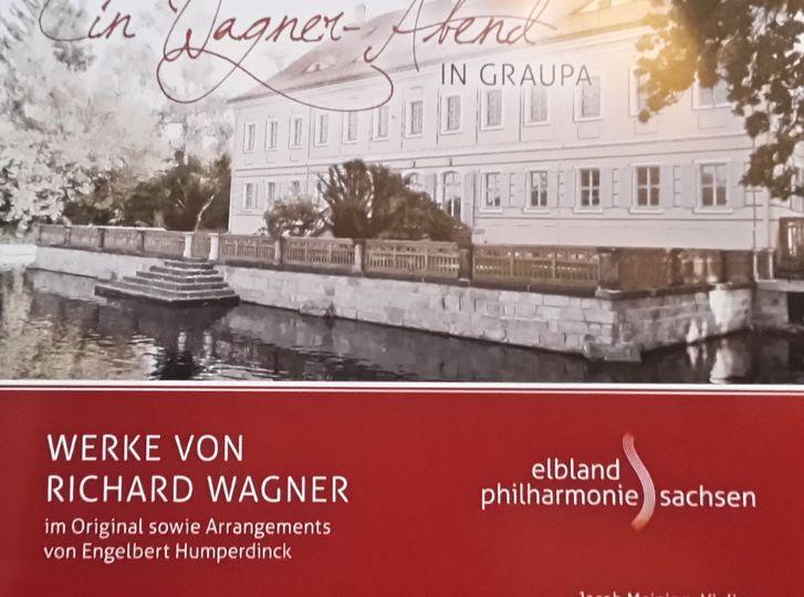 WagnerGraupa CD Cover