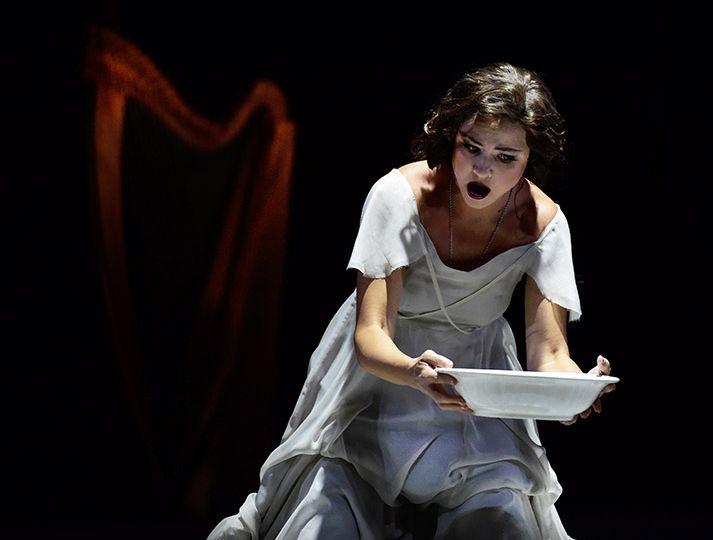 Lucia di LammermoorDramma tragico von Gaetano DonizettiLibretto