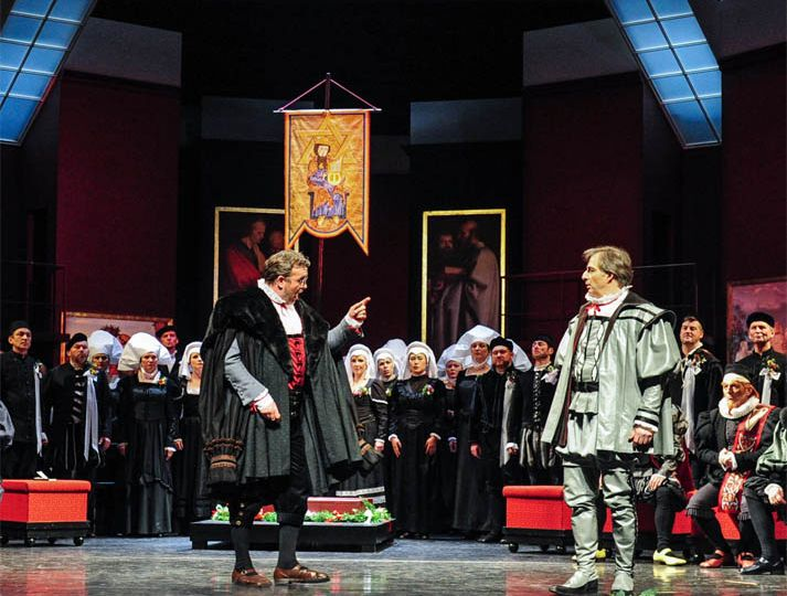 Richard Wagner: Die Meistersinger von Nürnberg / Oper Chemnitz