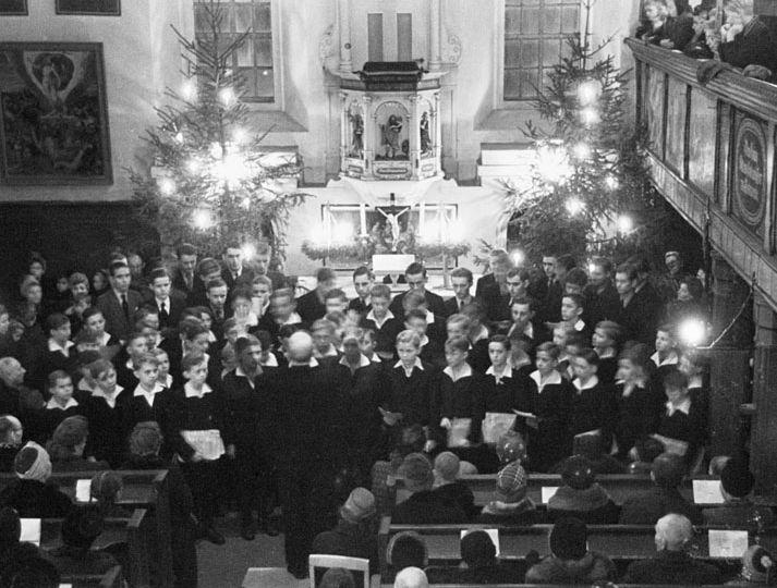 Kreuzchor-1945