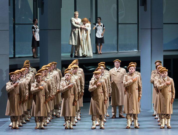 """Oper Leipzig am 21.04.2016HP2 """"Götterdämmerung"""""""