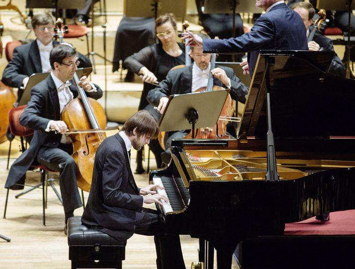1. Sinfoniekonzert der Dresdner Staatskapelle mit Daniil Trifonov