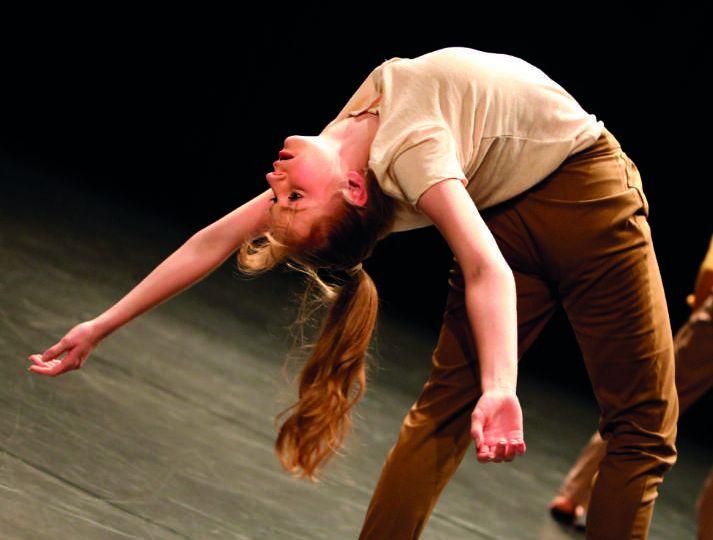 YOU LIKE_YOU BECOME_Choreografie von Lotte Müller©Ida Zenna
