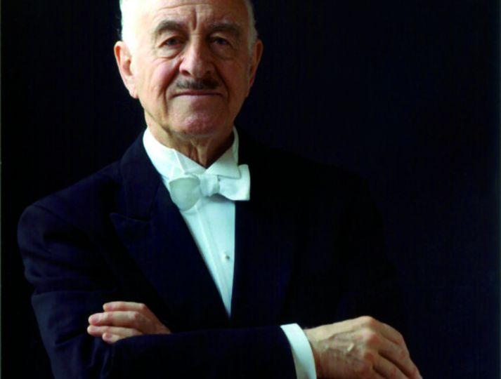 Rudolf Barschai (c) Internationale Schostakowitsch Tage Gohrisch