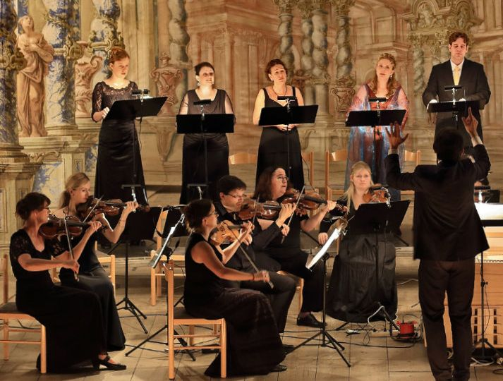 Mezinarodni hudebni festival Cesky Krumlov 2014, Collegium 1704