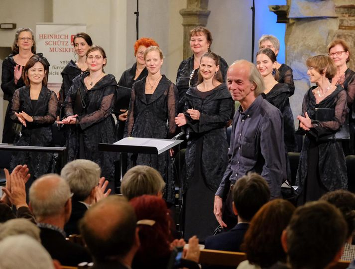 Das Heinrich Schütz Musikfest am 13.10.2019 in Dresden. (© Mathias Marx)