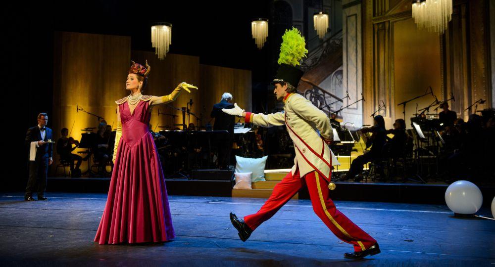 Märchen im Grand-Hotel