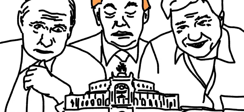 Putin Trump Frey
