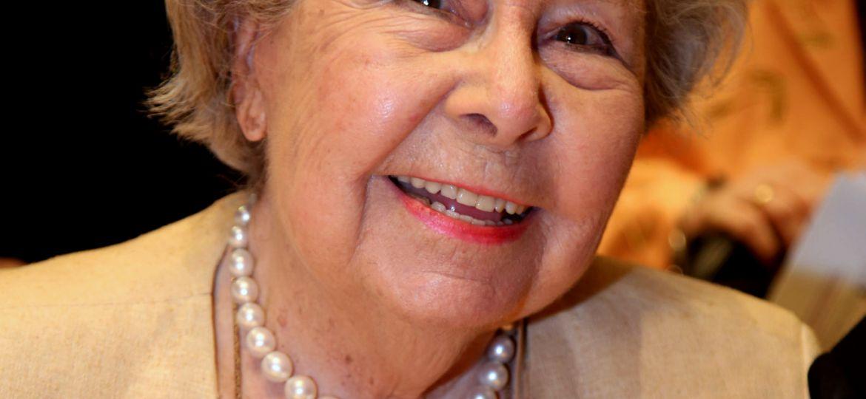 KS Christa Ludwig, geboren am 16. März 1928 in Berlin, deutsche