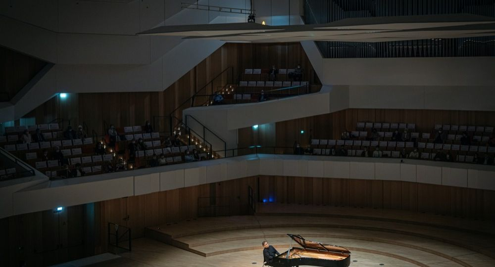 Klavierrezital mit Arcadi Volodos