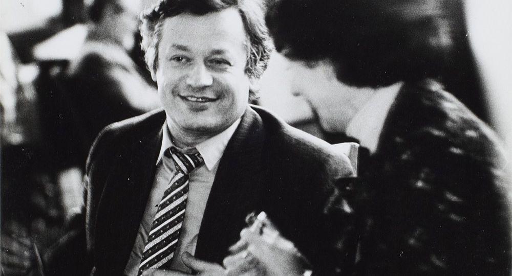 Siegfried Matthus (Foto: Barbara Morgenstern, Quelle: Deutsche Fotothek)